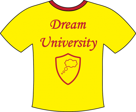 Dream College Shirt