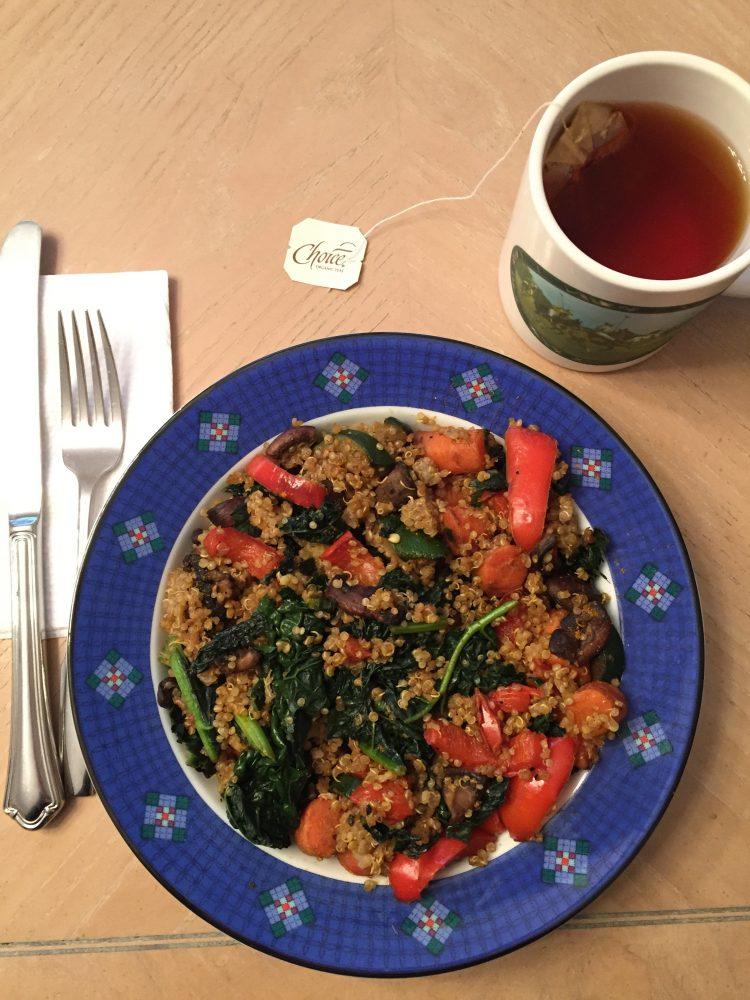 Keen-what?: Quinoa 101