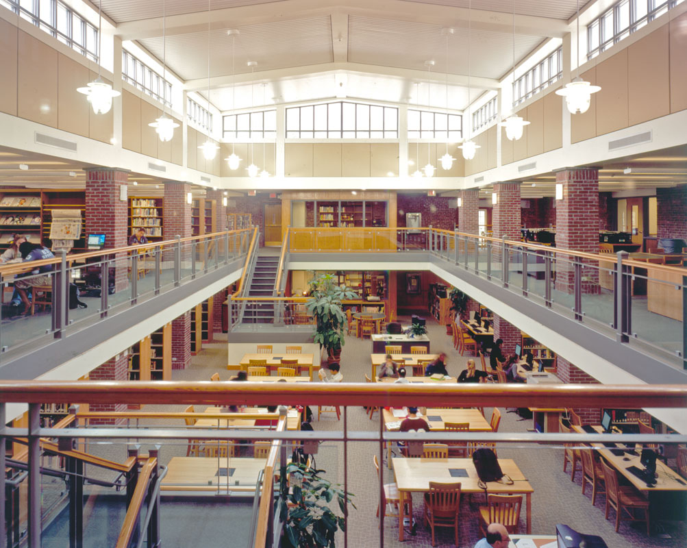 SHS Revamps Library