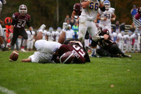 Football Quarterfinals: Scarsdale vs. Mahopac