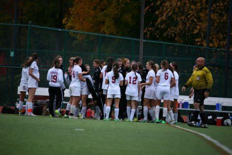 Girls' Varsity Soccer vs Carmel