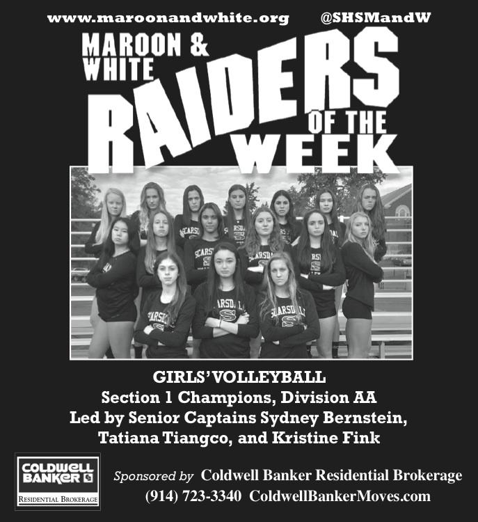 Raiders of the Week