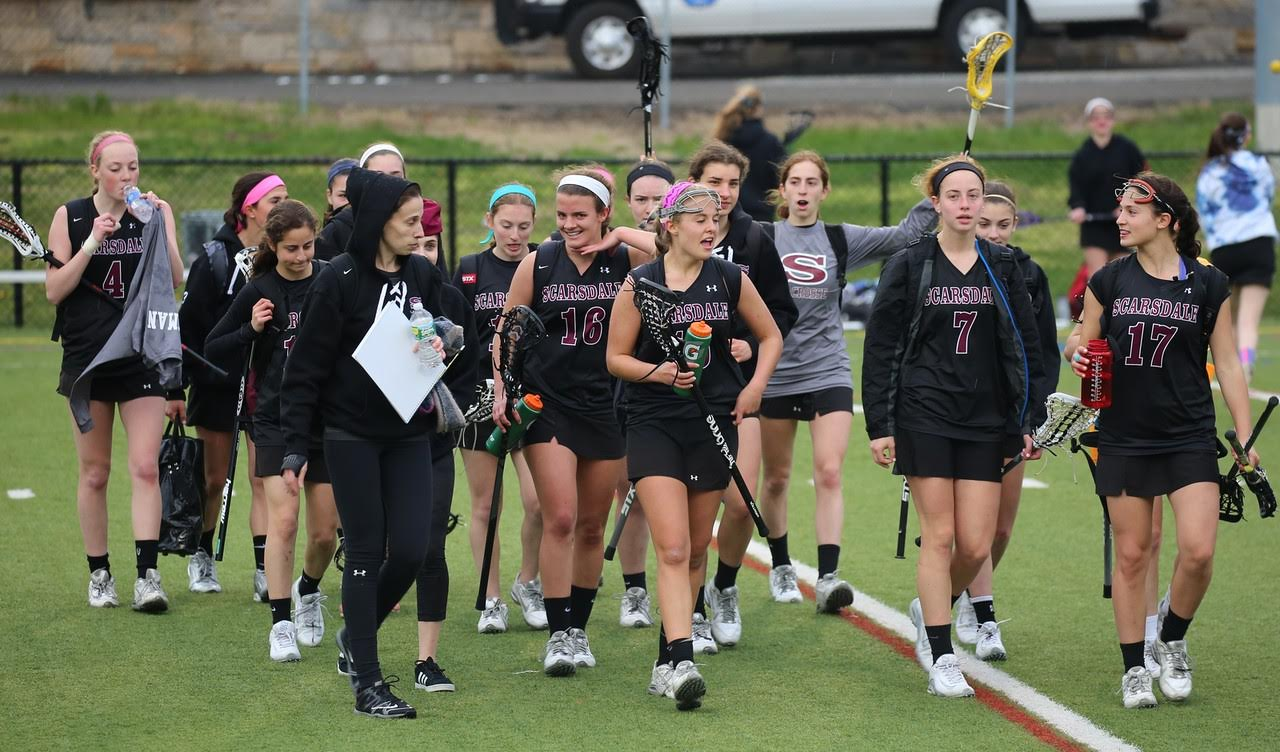 Girls Lax Beats Mamo in Overtime – Maroon