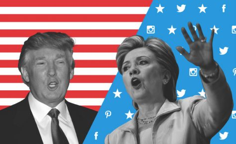 One Word Reaction: 2016 Presidential Election