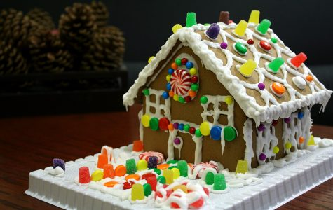 Gingerbread-Making Event // Habitat for Humanity