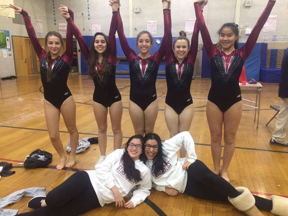 Photo Credit: Girl's Varsity Gymnastics