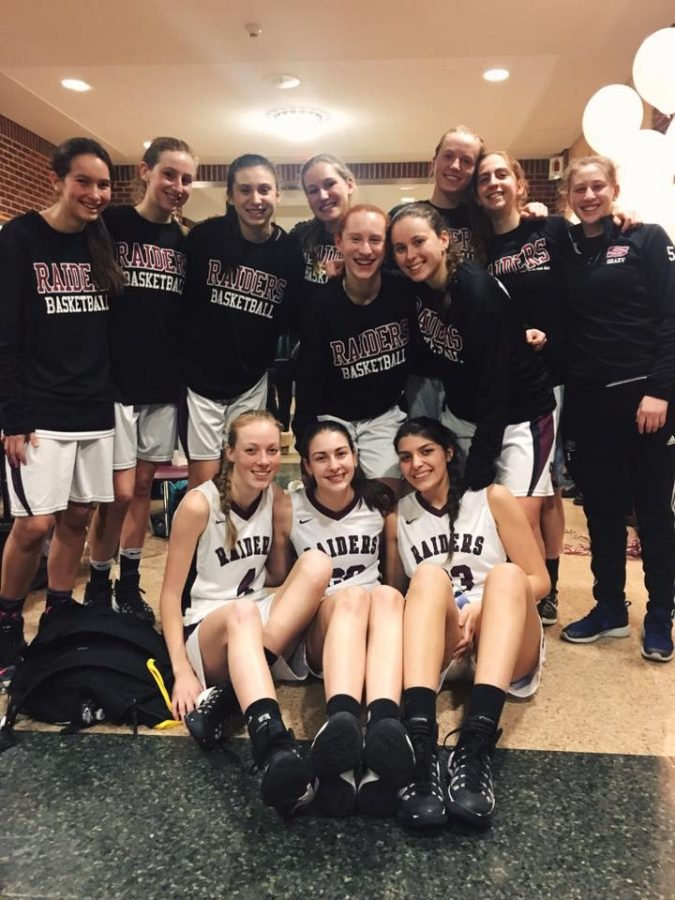 Photo Credit: Girls' Varsity Basketball