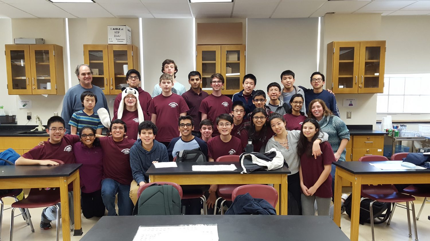Victory for Science Olympiad!