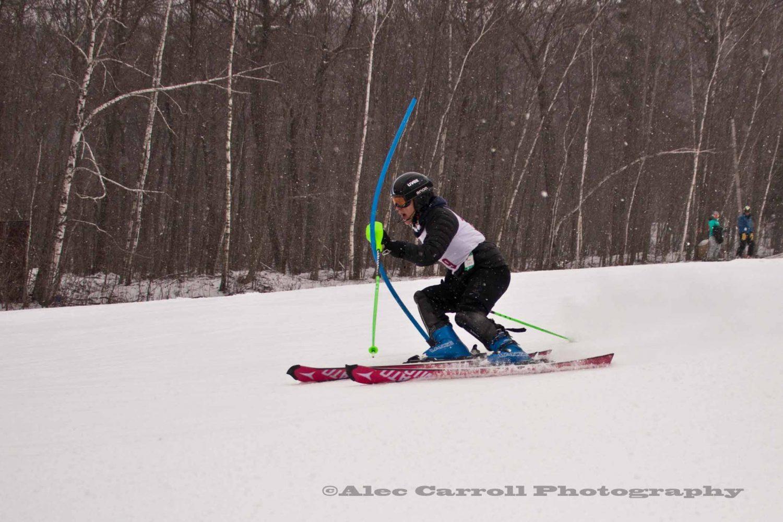 Nick Coeytaux Skis to States!