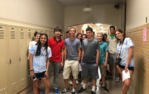 Freshmen Orientation '17