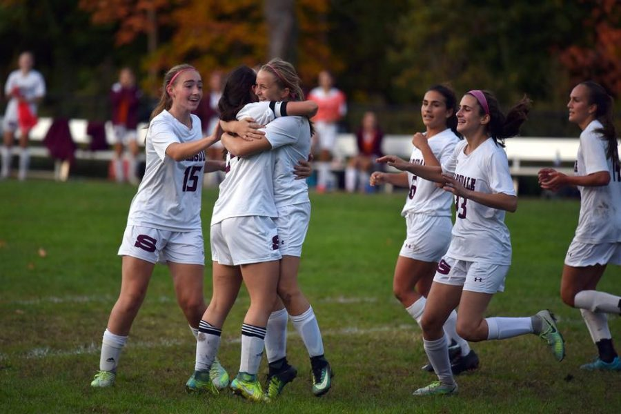 Meet the Captains // Girls' Soccer