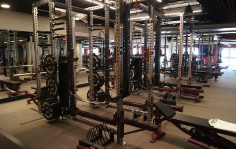 A Look at the New Fitness Center