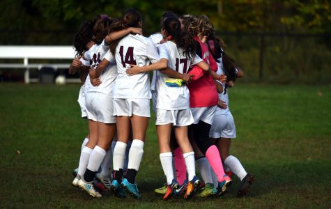 Girls' Varsity A Soccer Playoffs: Round One