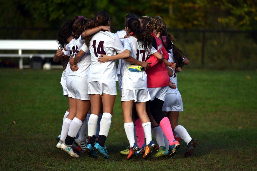 Girls' Varsity A Soccer Playoffs: Round One