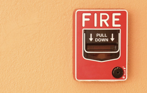 Construction Work Triggering Fire Alarms