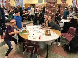 H4H Gingerbread House Fundraiser