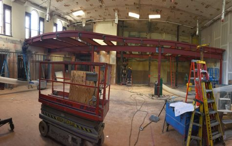 Construction at SHS Goes Full STEAM Ahead