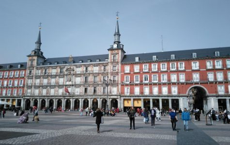 Spanish Exchange Takes a Break
