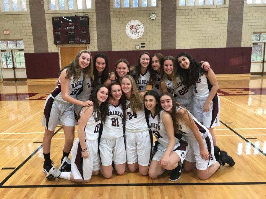 Meet the Captains // Girls' Basketball