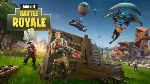 Fortnite: A First Look