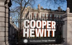 Freshmen Trip to the Cooper Hewitt Museum