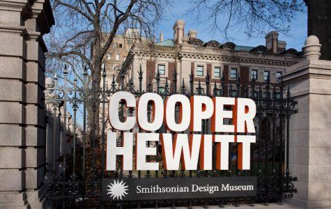 Freshmen Trip to the Cooper Hewitt Museum