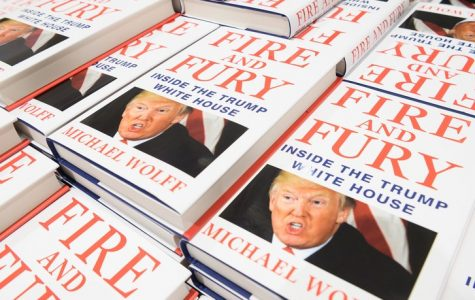 "A Look Into the Trump White House: ""Fire and Fury"""