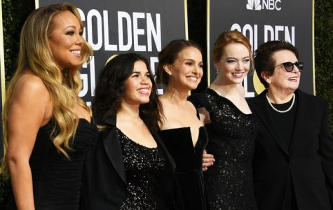 #TimesUp Movement at the Golden Globes