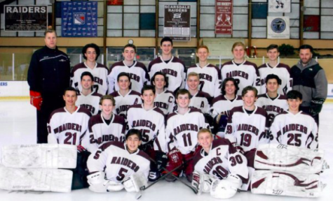 Check In With the Varsity Hockey Team