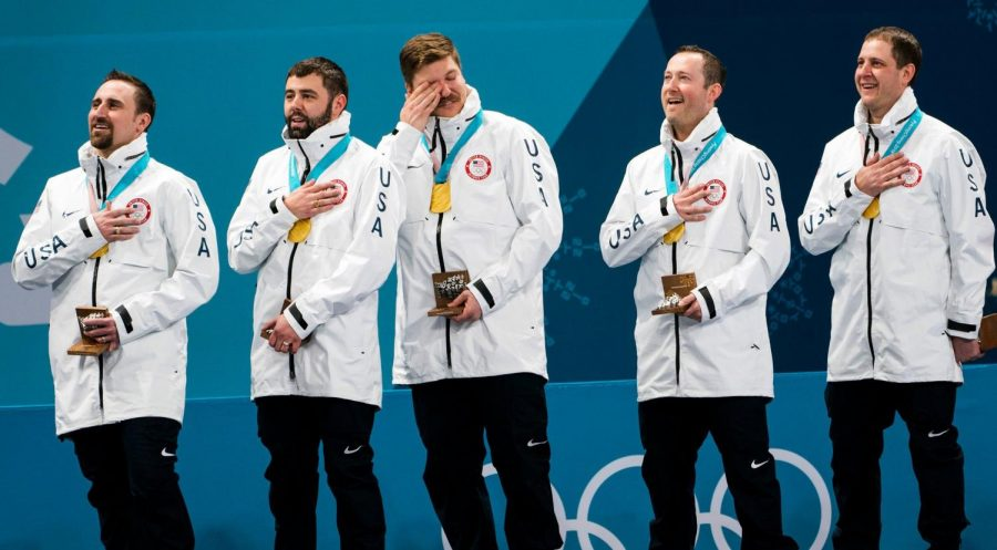 Men's Curling Team