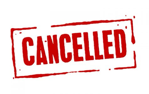 Freshman Class Event Cancelled