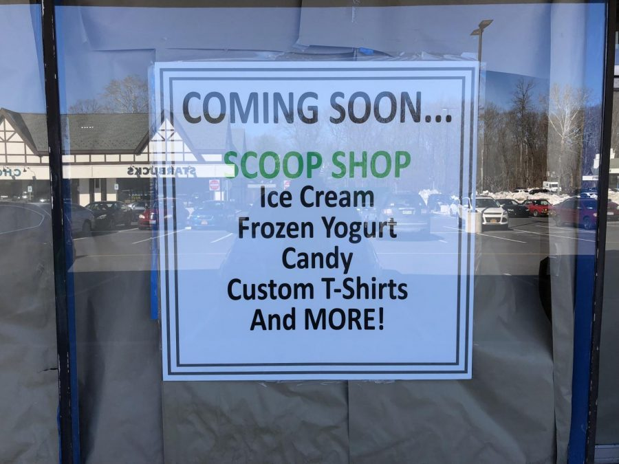 New Ice Cream Shop in Place of AGT: Scoop Shop