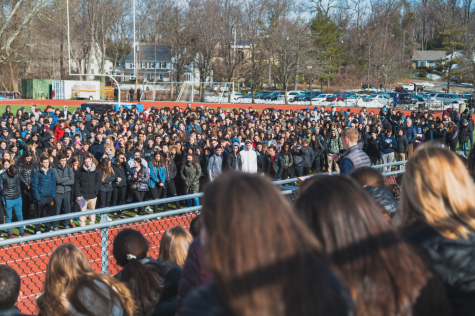 SHS Student Walkout