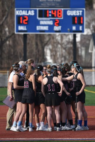 Scarsdale Girls Varsity Lacrosse Scores First Win of the Season