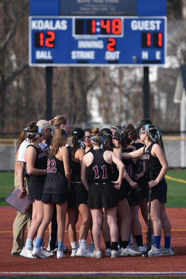 Scarsdale Girls Varsity Lacrosse Scores First Win of the Season