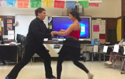 ¡Olay! A Dazzling Dance Project