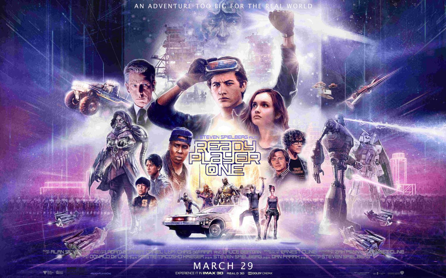 PC: Ready Player One Movie