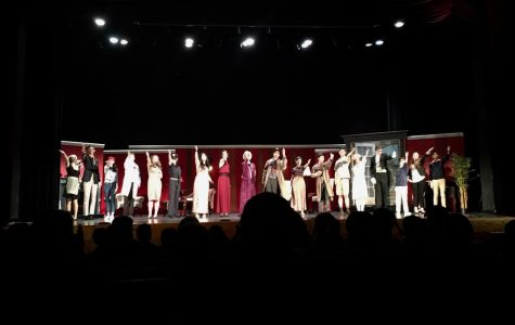 SHS Drama Club KILLS it with The Crimson House Murder