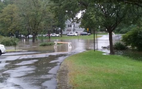 Immense Flooding Causes Trouble For SHS