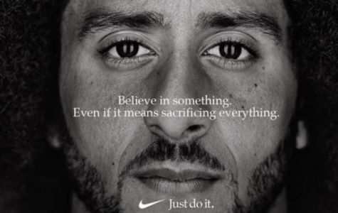 Colin Kaepernick: Just Do It