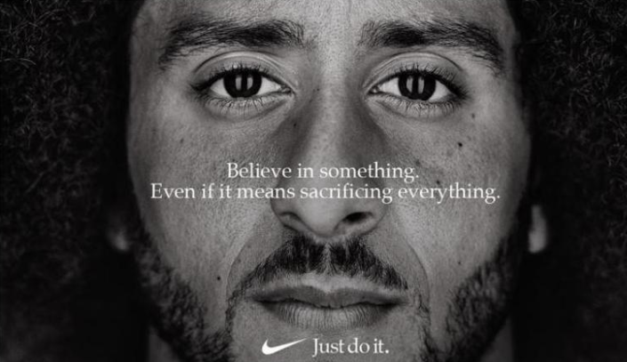 Colin Kaepernick: Just Do It