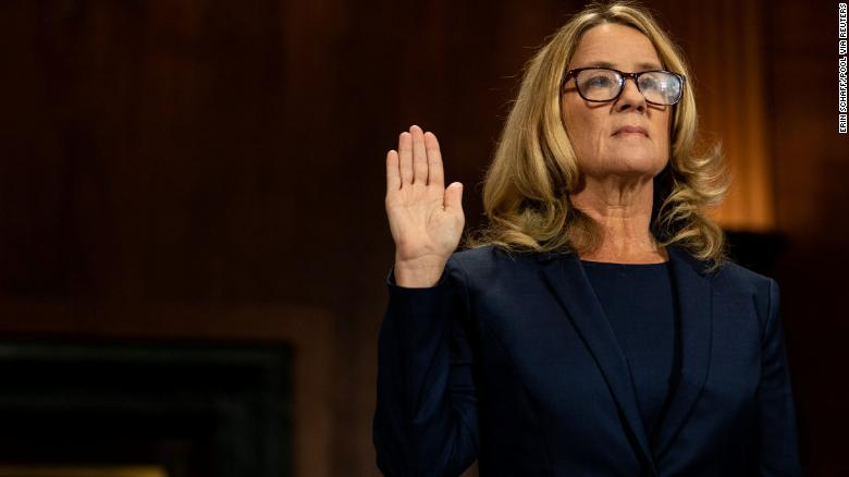 Dr. Ford's Testimony: How do Our Actions as Teenagers Come Back to Haunt Us?