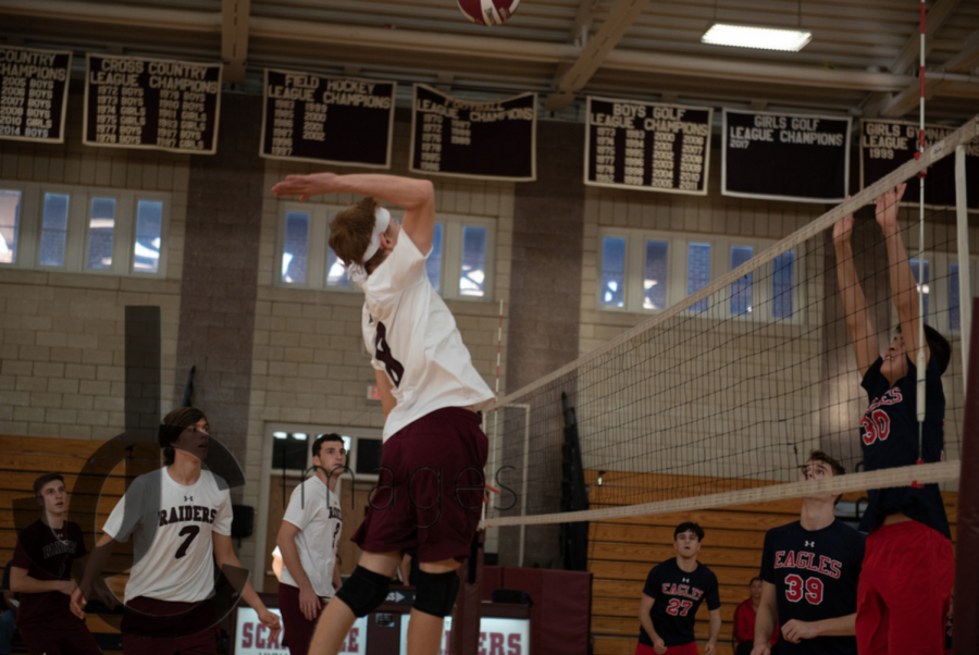 Boys' Volleyball Scores First Win Against Eastchester