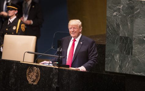Trump at the 73rd UN General Assembly