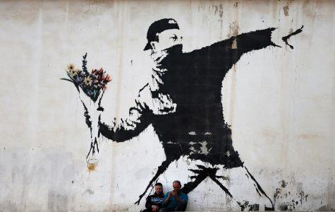 We've Been Banksy-ed!