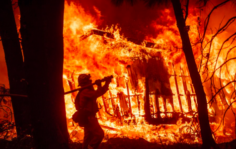 Wildfires Blaze Across California