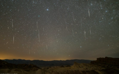 Geminid Meteor Shower Lights up the Sky