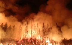 Wildfires Blaze Across California