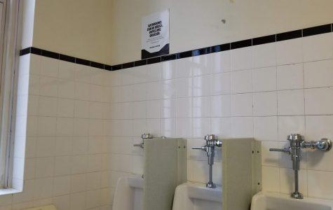 Juuling & Repairs Temporarily Close SHS Bathrooms