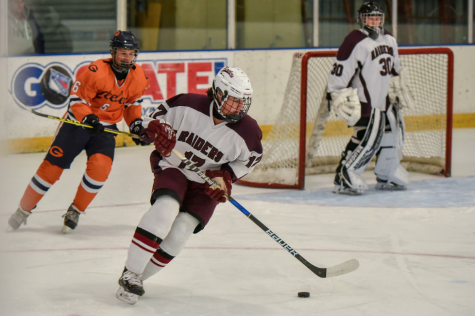 Raiders Defy Odds During Section 1 Championship